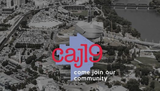 Find your voice at #CAJ19