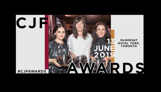 2019 Canadian Journalism Foundation Awards