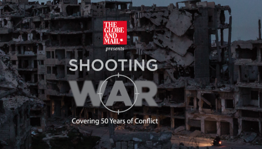 Shooting War: Covering 50 Years of Conflict