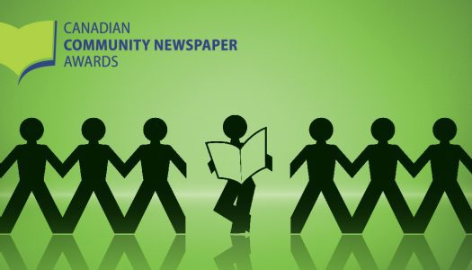 Here are the winners of the 2019 Canadian Community Newspaper Awards