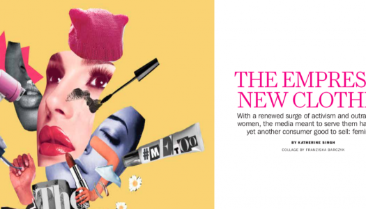 "Can women's media ever be ""authentically"" feminist?"