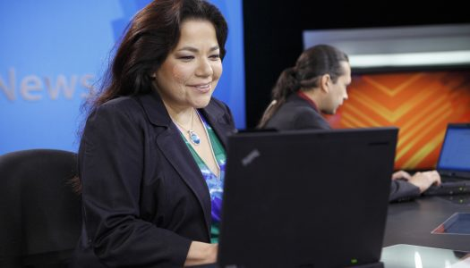 Cheryl McKenzie is APTN's new executive director of news and current affairs