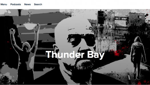 'Thunder Bay' podcast to be adapted for TV
