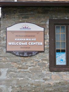 Kahnawà:ke Welcome Centre