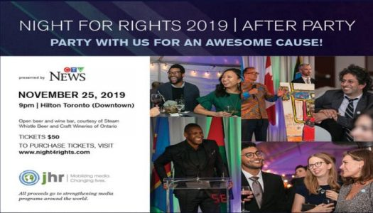 Night for Rights 2019 | After Party