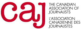 Canadian Association of Journalists logo