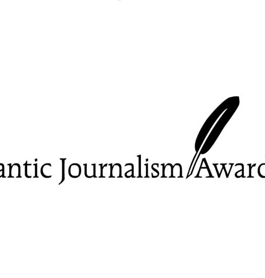 Atlantic Journalism Awards logo