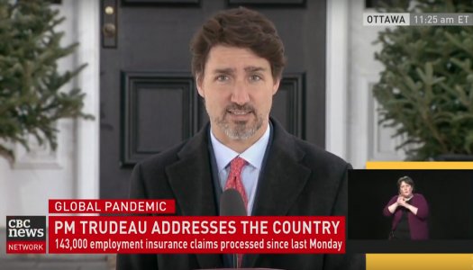 Pandemic-related supports coming for media and journalism, Trudeau says