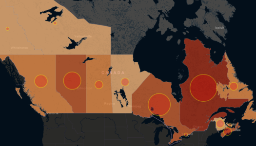 Data collective 'Project Pandemic' launches to help local newsrooms explore COVID-19's impact across Canada