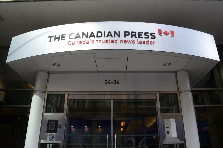 Canadian Press building exterior