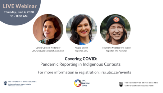 Covering COVID: Pandemic reporting in Indigenous contexts