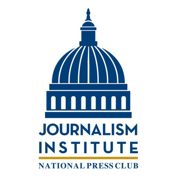Journalism Institute National Press Club logo