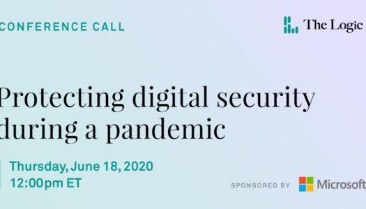 Protecting digital security during a pandemic