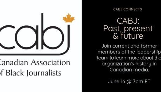 CABJ: Past, present & future