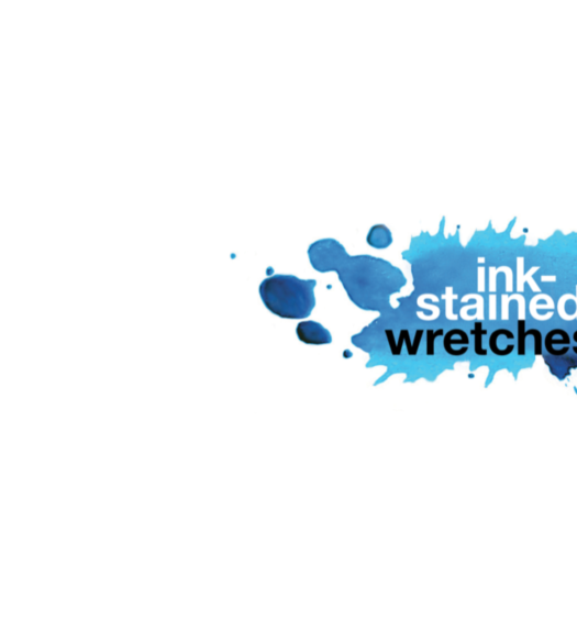 ink-stained wretches logo