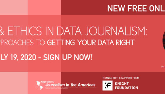 Equity & ethics in data journalism: Hands-on approaches to getting your data right