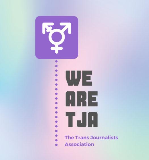 Trans Journalists Association logo