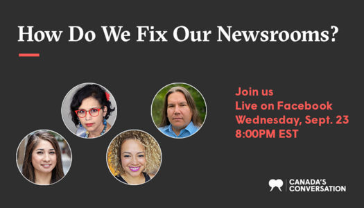 Article Club: How Do We Fix Our Newsrooms?