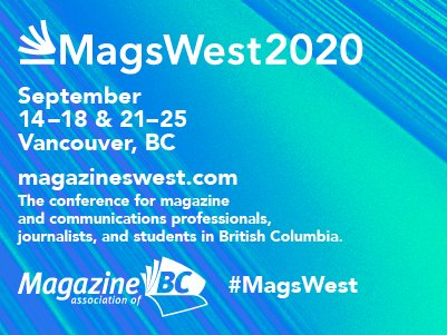 Magazines West 2020 Conference