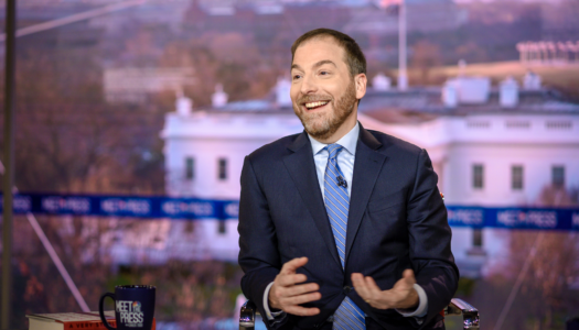 Inside the Newsroom With NBC News' Chuck Todd