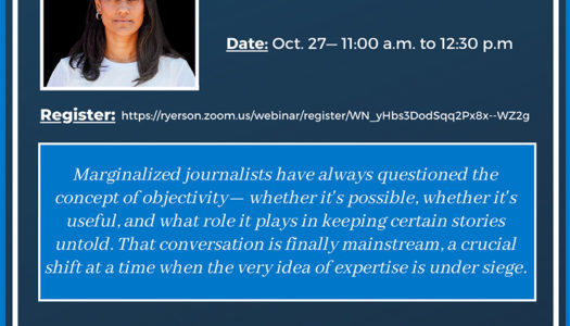 Objectivity: Trust and Truth In An Age of Disinformation