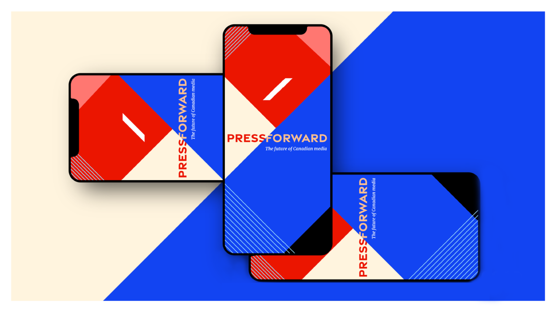 Press Forward logo