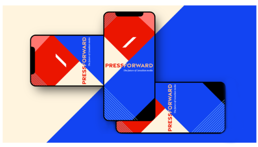 Press Forward aims to give independent media a seat at the table