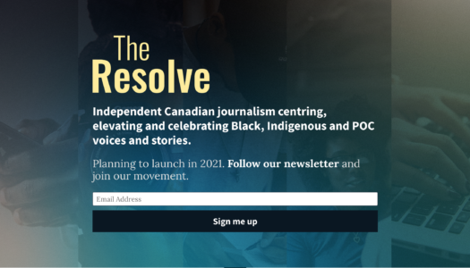 Introducing The Resolve: a powerful new platform for Black, Indigenous and people of colour voices and stories in Canada