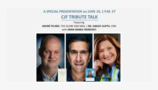 CJF Tribute Talk