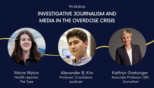 Investigative journalism and media on the overdose crisis