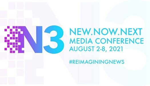 Reimagining News: New.Now.Next Media Conference 2021