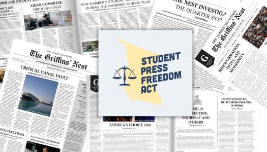B.C. students draft legislation to protect high school press freedom