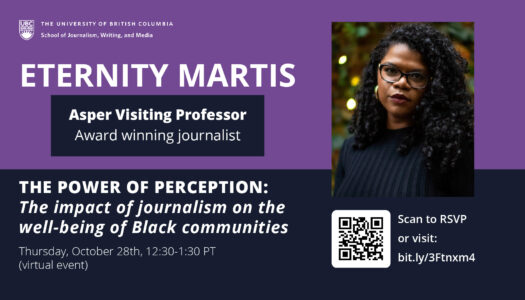The Power of Perception: The impact of journalism on the well-being of Black communities